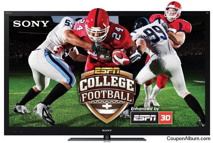 Sony KDL46HX820LED 3D HDTV