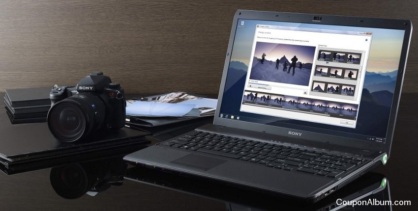 Sony VAIO F Series laptop