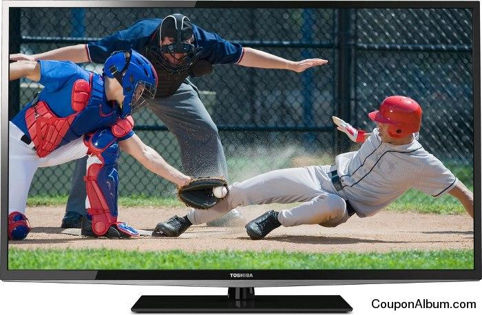 """Toshiba 46L5200U 46"""" LED HDTV"""