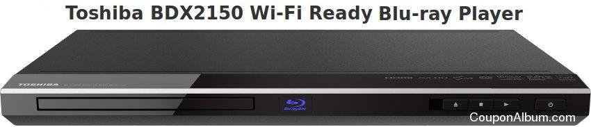Toshiba BDX2150 Blu-ray Player