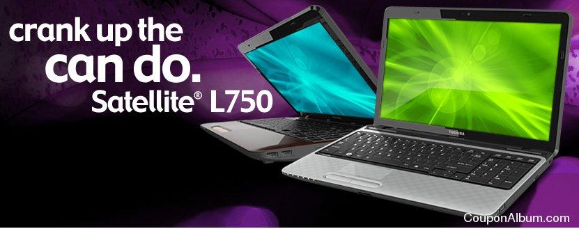 Toshiba Satellite L770D laptop