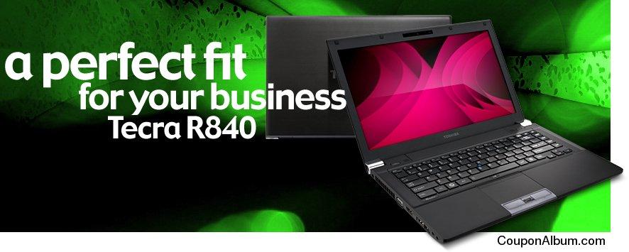 Toshiba Tecra R840 laptop
