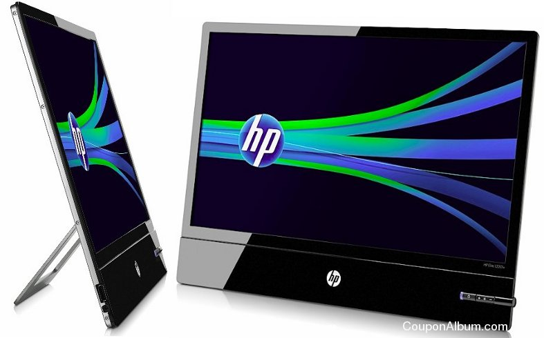 HP Elite L2201x LED Backlit LCD Monitor