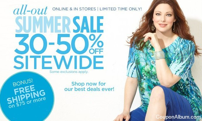 catherines summer sale