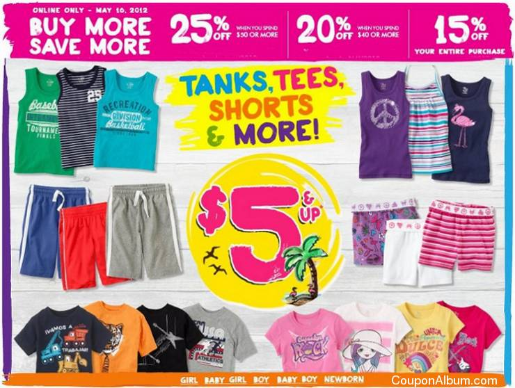 childrens place online sale
