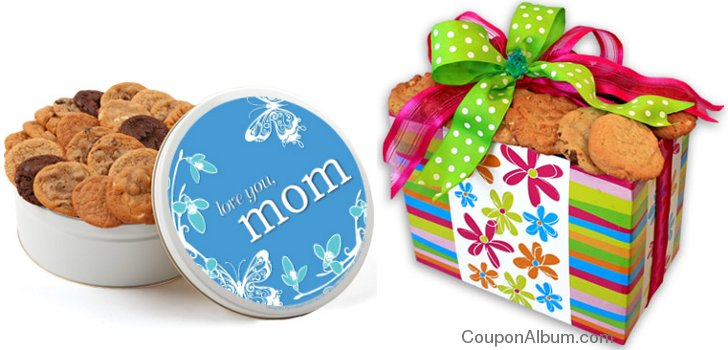 cookies from home mothers day gifts