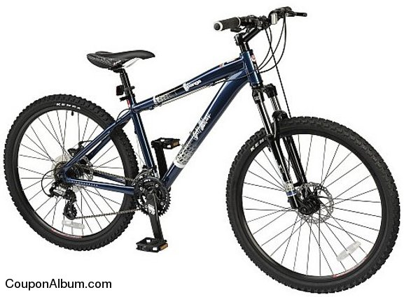 Diamondback Topanga Mountain Bike