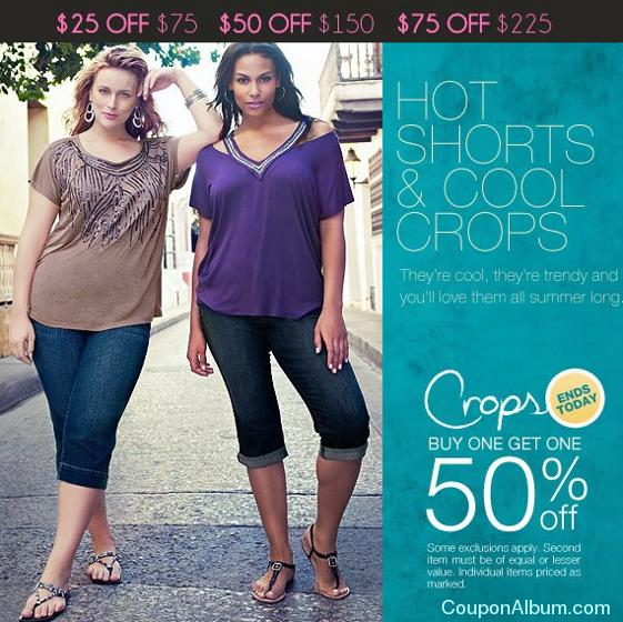 Curvy, Plus-Size? Flaunt Your Curves with Lane Bryant Fashions