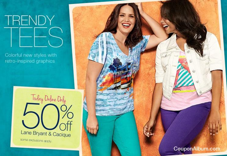 lane bryant-online event