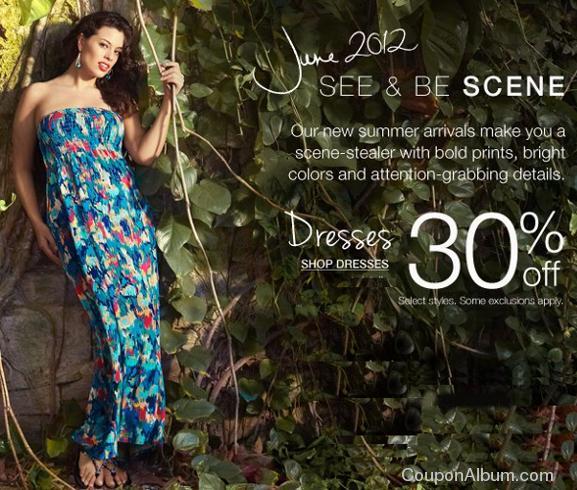 lane bryant summer dress