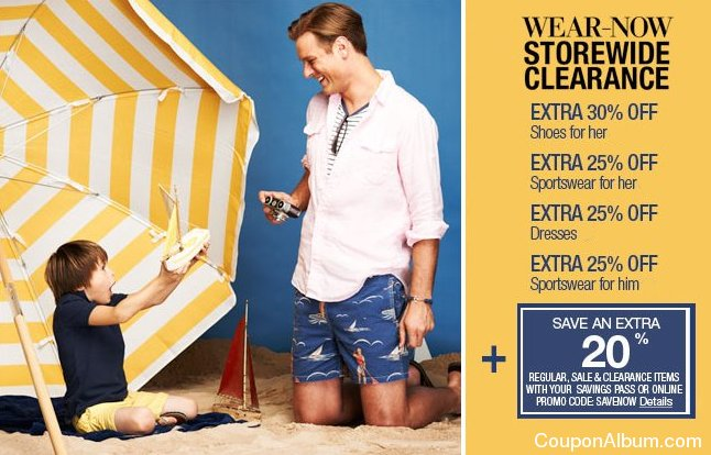 lord-taylor wear-now clearance event