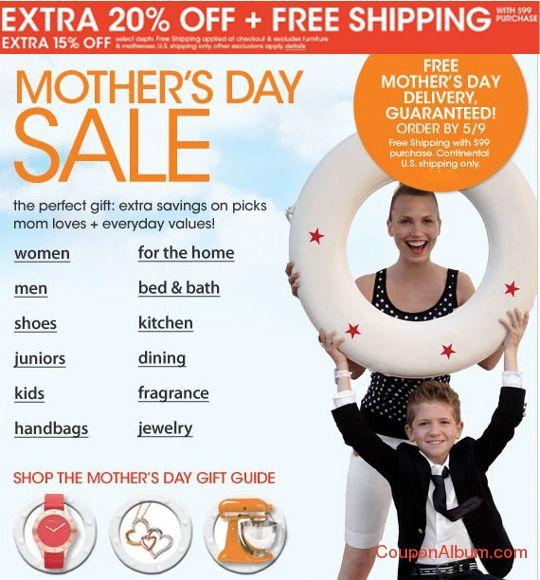 macys mothers day sale