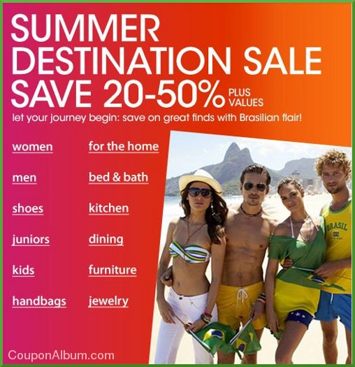 macys summer destination sale