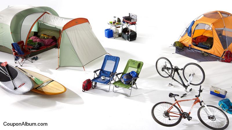 REI Camping & Hiking Gear