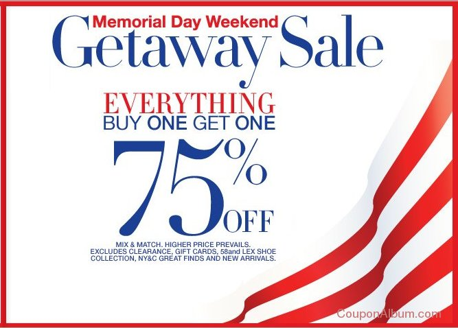 ny-company memorial day sale