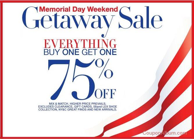 ny-company memorial day sale
