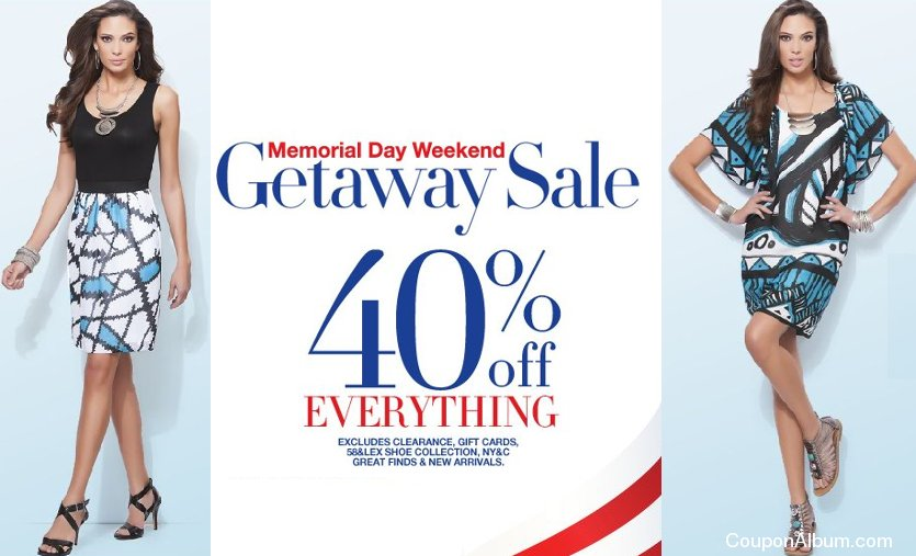 nyandcompany memorial day offer