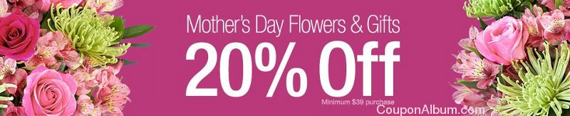 proflowers mothers day offer