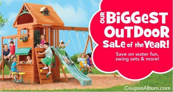 toysrus biggest outdoor sale