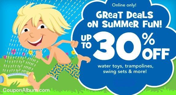 toysrus summer sale