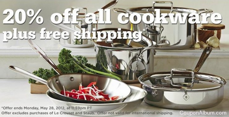 William sonoma coupons december 2018