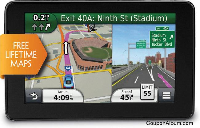 Garmin nuvi 3550LM GPS Navigator