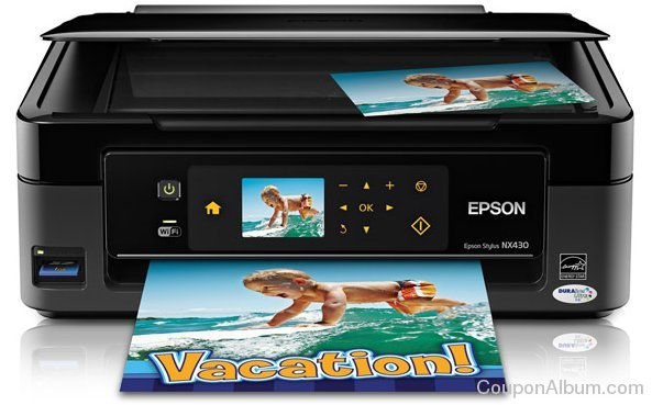 Epson Stylus NX430 Small-in-One Printer