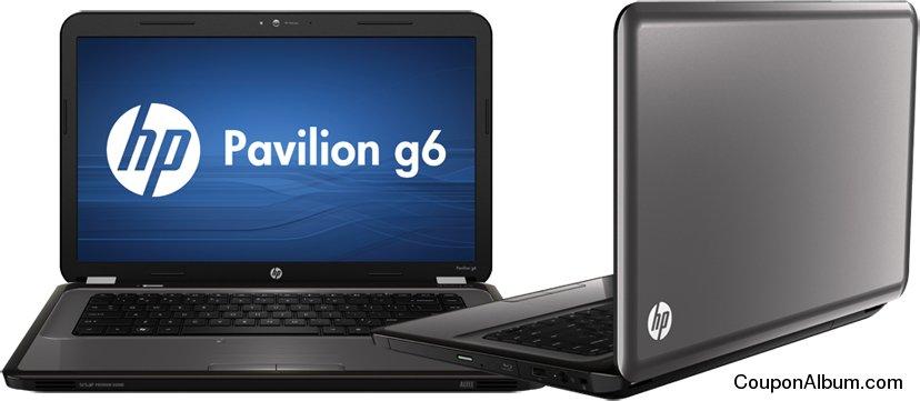 HP Pavilion g6-1d73us Notebook PC