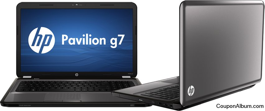 HP Pavilion g7-1261nr laptop