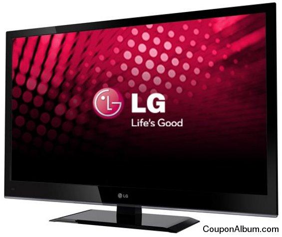 LG 47LV4400 LED HDTV