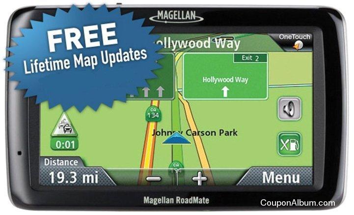 Magellan RoadMate 5045-LM GPS Navigator