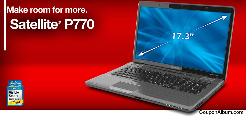 Toshiba Satellite P770D