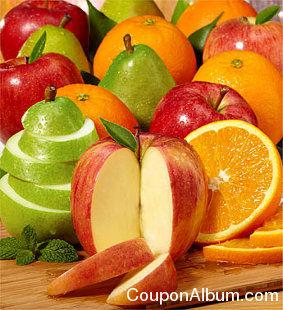 arbor harvest supreme fruit gift basket
