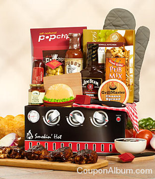 bbq grill gift set