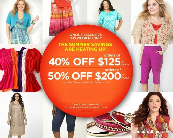 catherines summer offer