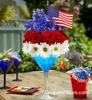 cheers to the-red-white-blue