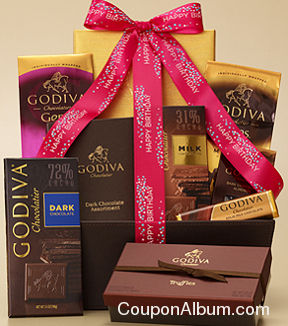 chocolate bliss basket
