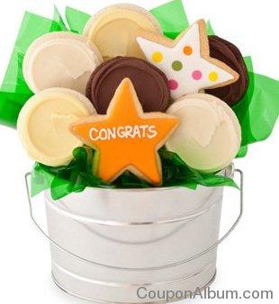 congrats cookie sentiments