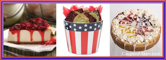 davids cookies july 4th gifts