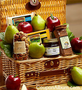 fruit-cheese hamper large