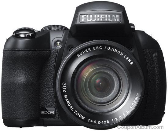 fujifilm finepix hs30exr camera