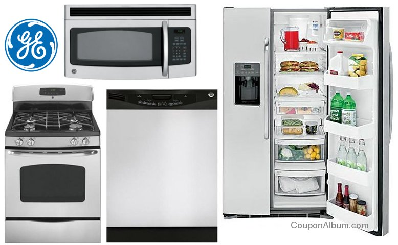 ge appliance package