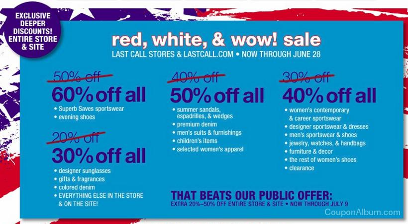 last call red white wow sale