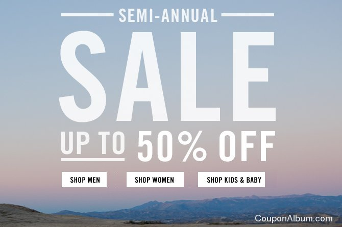 levis semi-annual sale