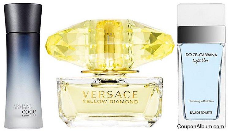 new summer fragrances