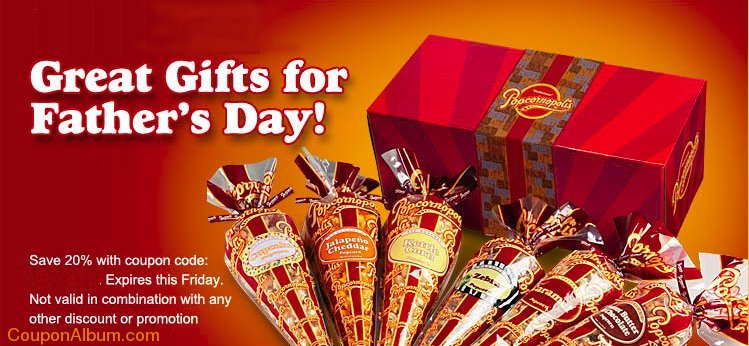 popcornopolis fathers day offer