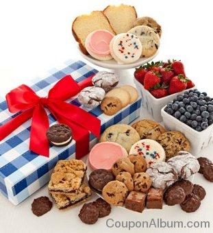 summer bakery sampler