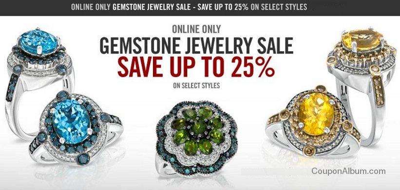 zales gemstone jewelry