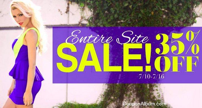 amiclubwear entire site sale