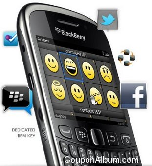 blackberry curve 9310